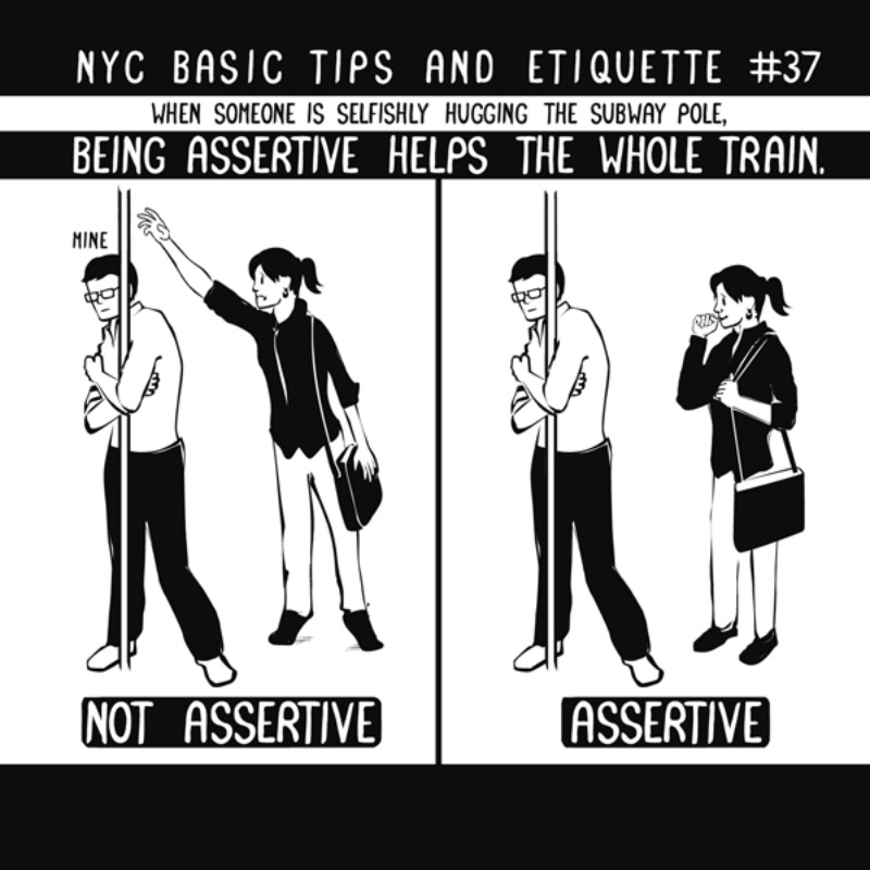 NYC basic tips and etiquette #37