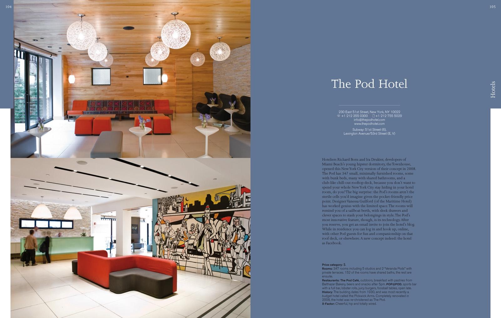 The Pod Hotel