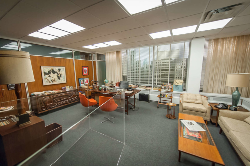 don draper's office