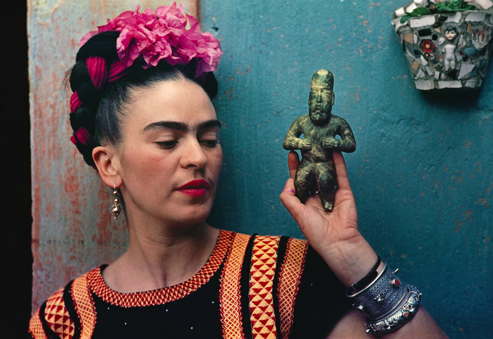 NYBG_Frida_Kahlo_figurine_photo_by_Nickolas_Muray