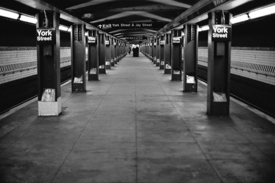 Subway York Street Bekka Palmer