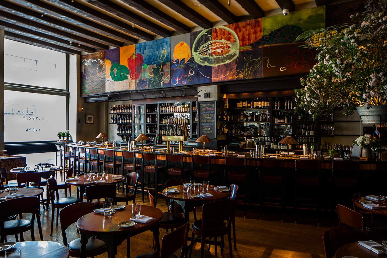 Gramercy Tavern Bar Bekka Palmer
