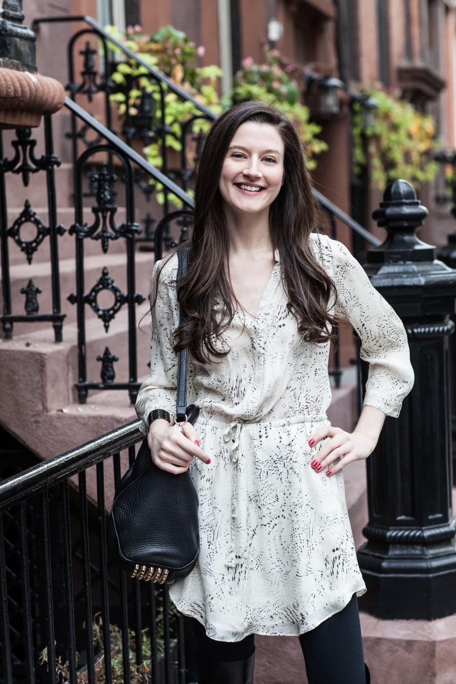 jackie clair York Avenue Blog
