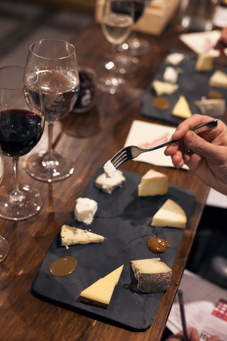 Cheese 101 Murrays cheese Bleeker Street New York City