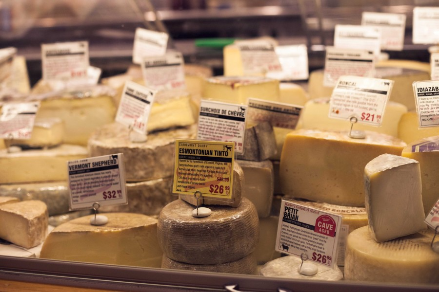 Murray's cheese bleeker street new york city