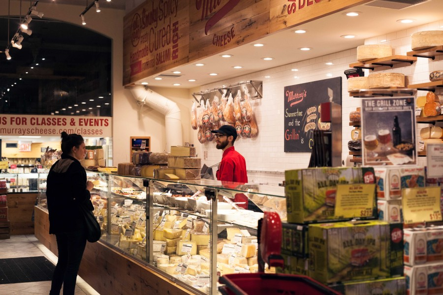 Murray cheese bleeker street new york city