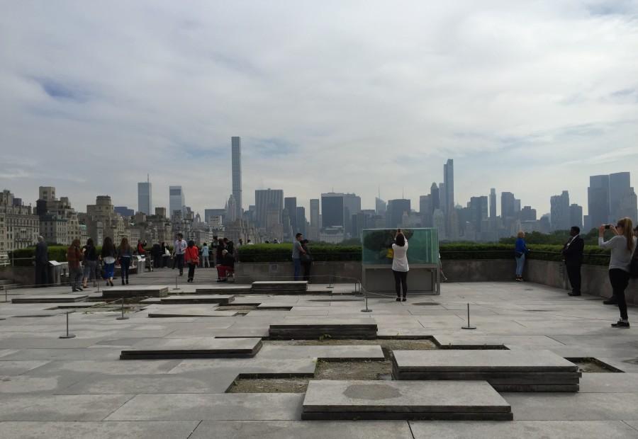 Met Museum NYC rooftop