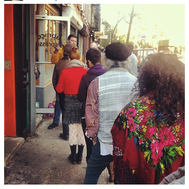 abraco nyc queue
