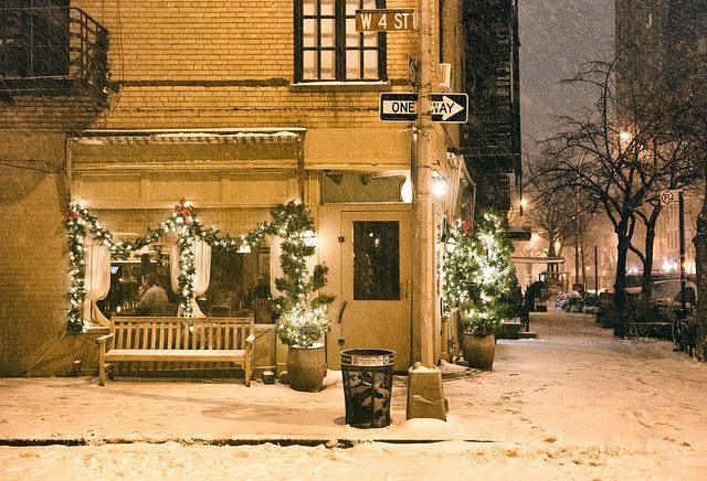 west village snow we follow pics