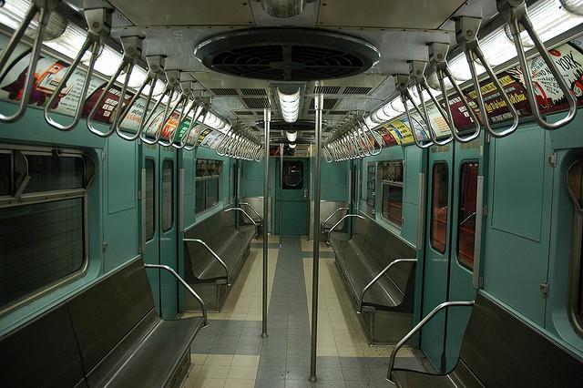 Nostalgia train NYC