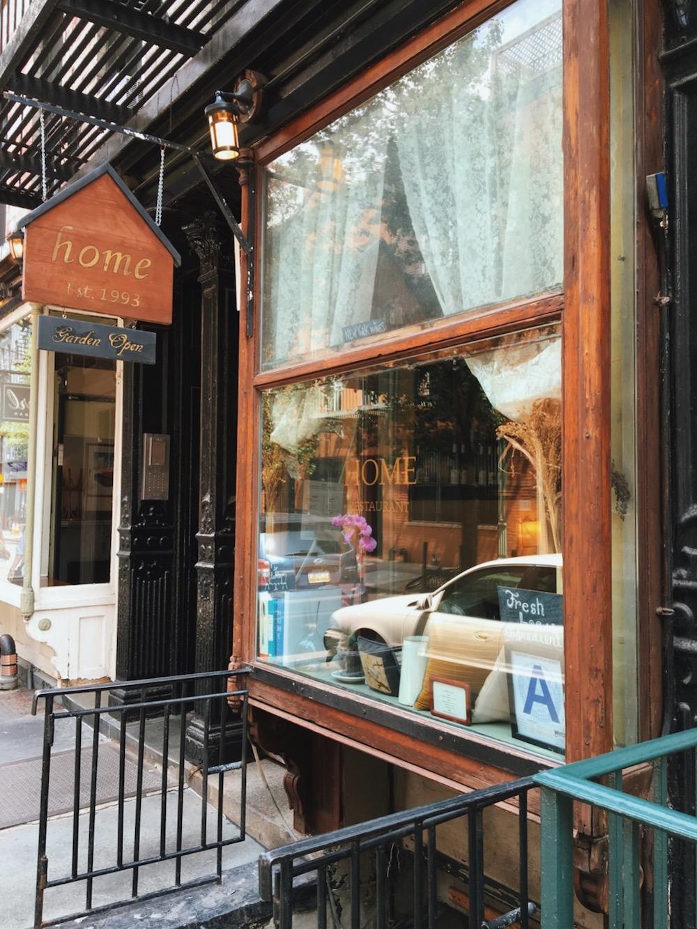 Home Restaurant Cornelia Street