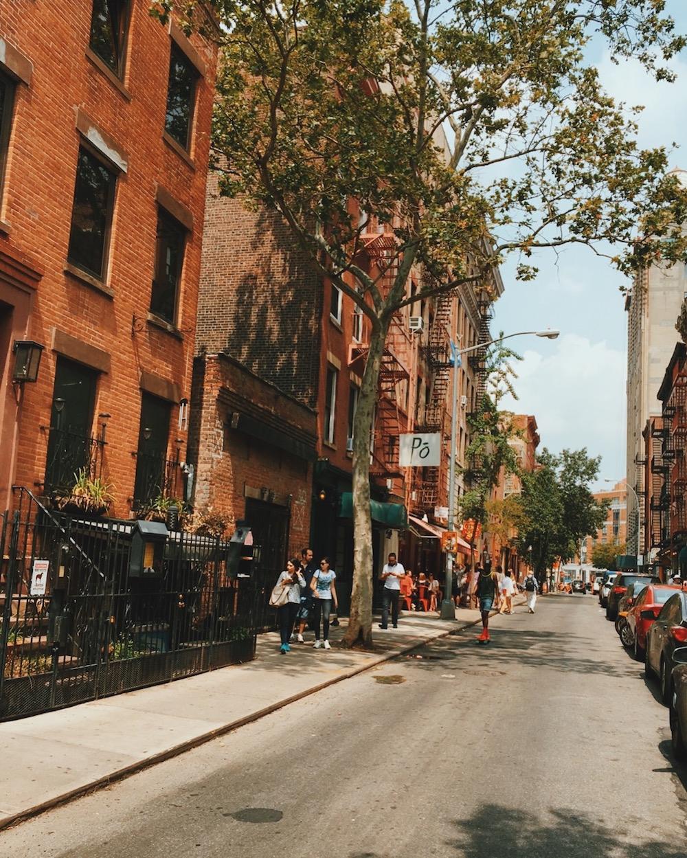Cornelia street new york