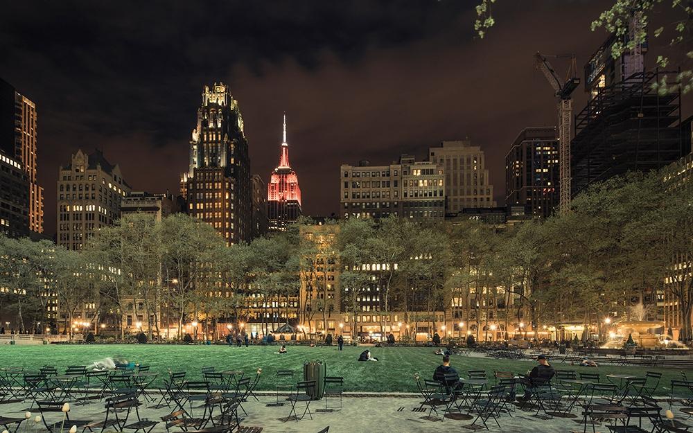 Franck Bohbot Light On New York