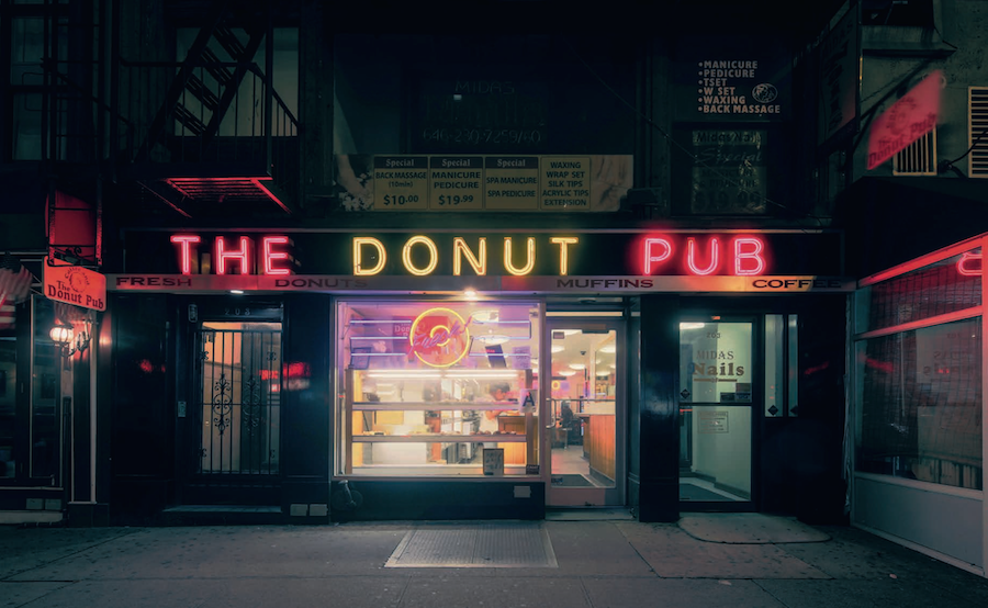 Light On New York Franck Bohbot New York On My Mind Blog