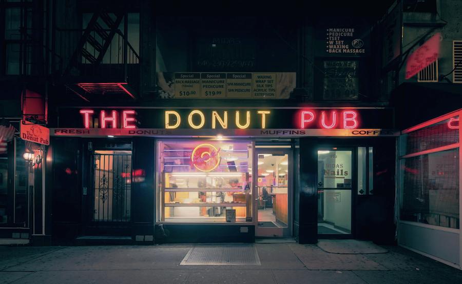 Light On New York Franck Bohbot New York On My Mind Blog
