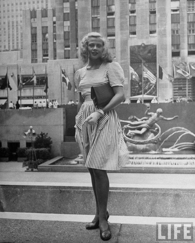 Beautiful girls in New York Life Magazine2