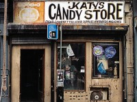 Katy's Candy Store NYC Store Front