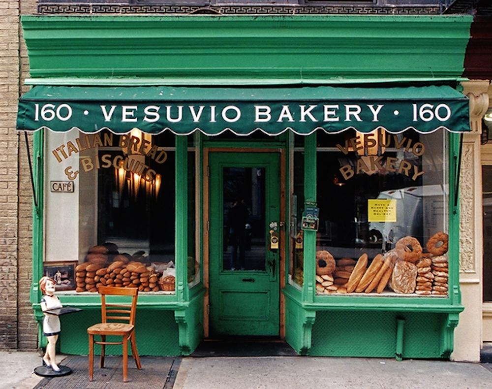 vesuvio bakery new york store front