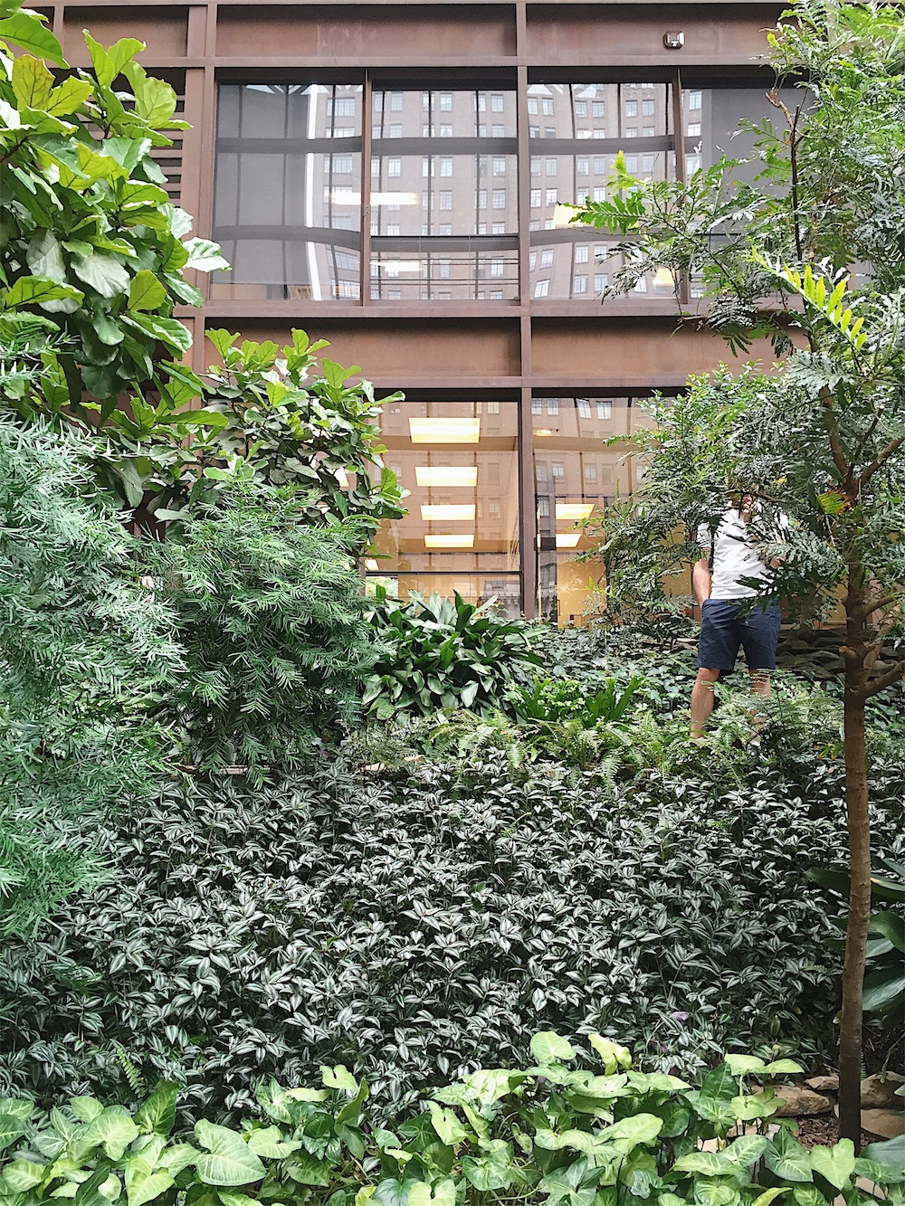 ford foundation atrium