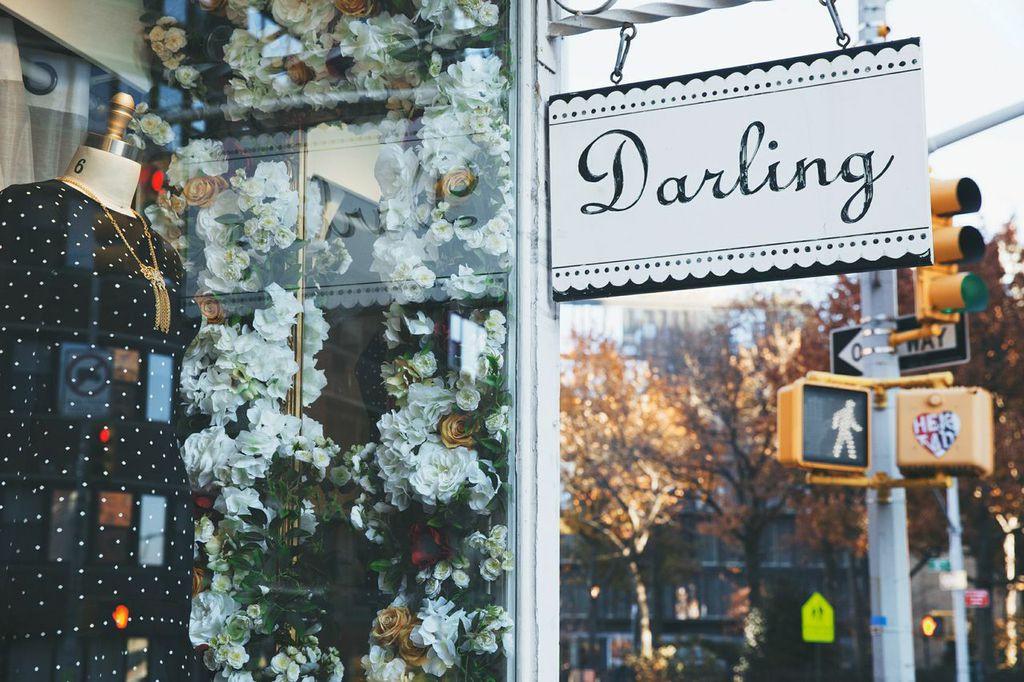 Darling horatio street new york