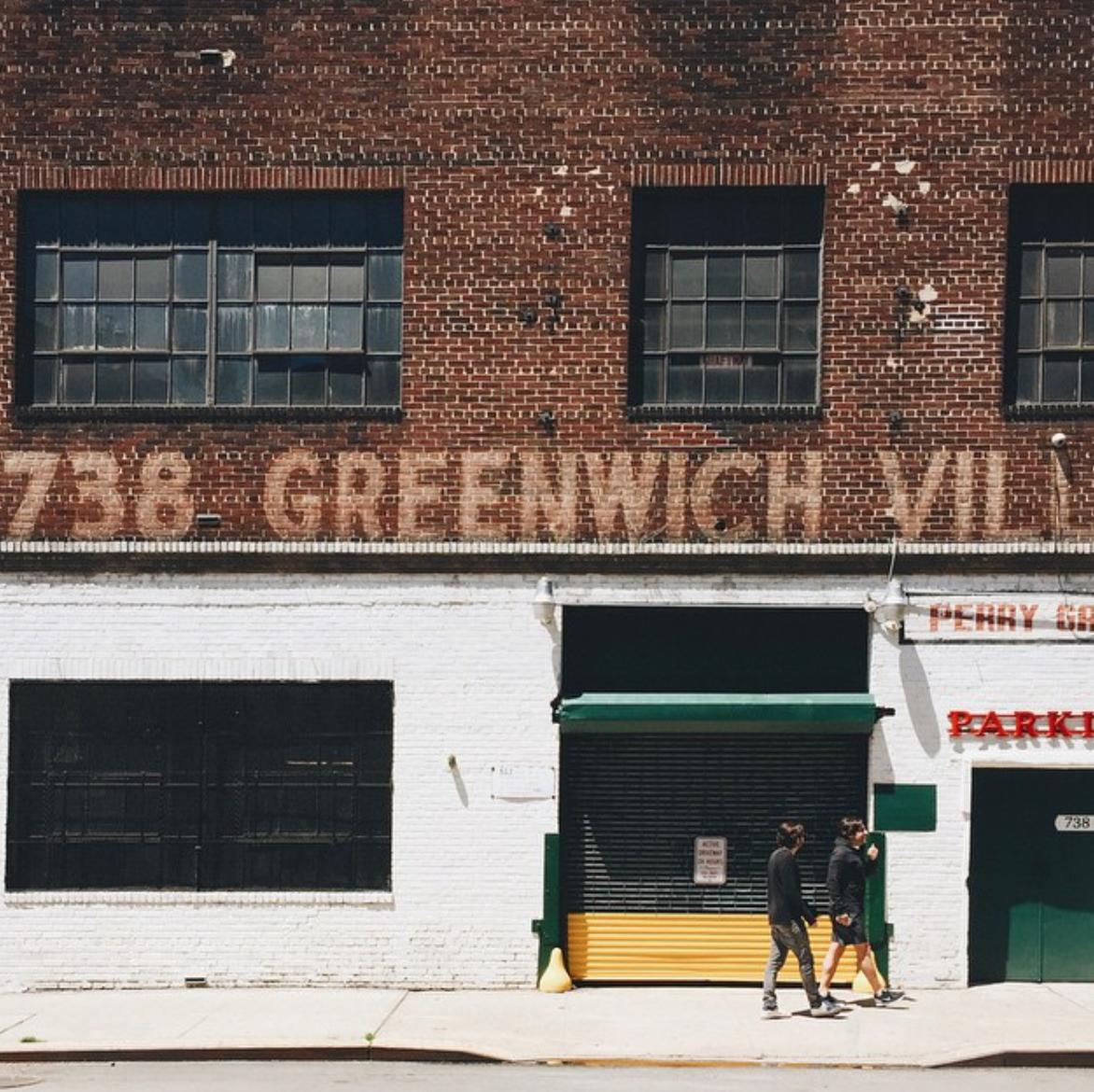 Perry Street Garage
