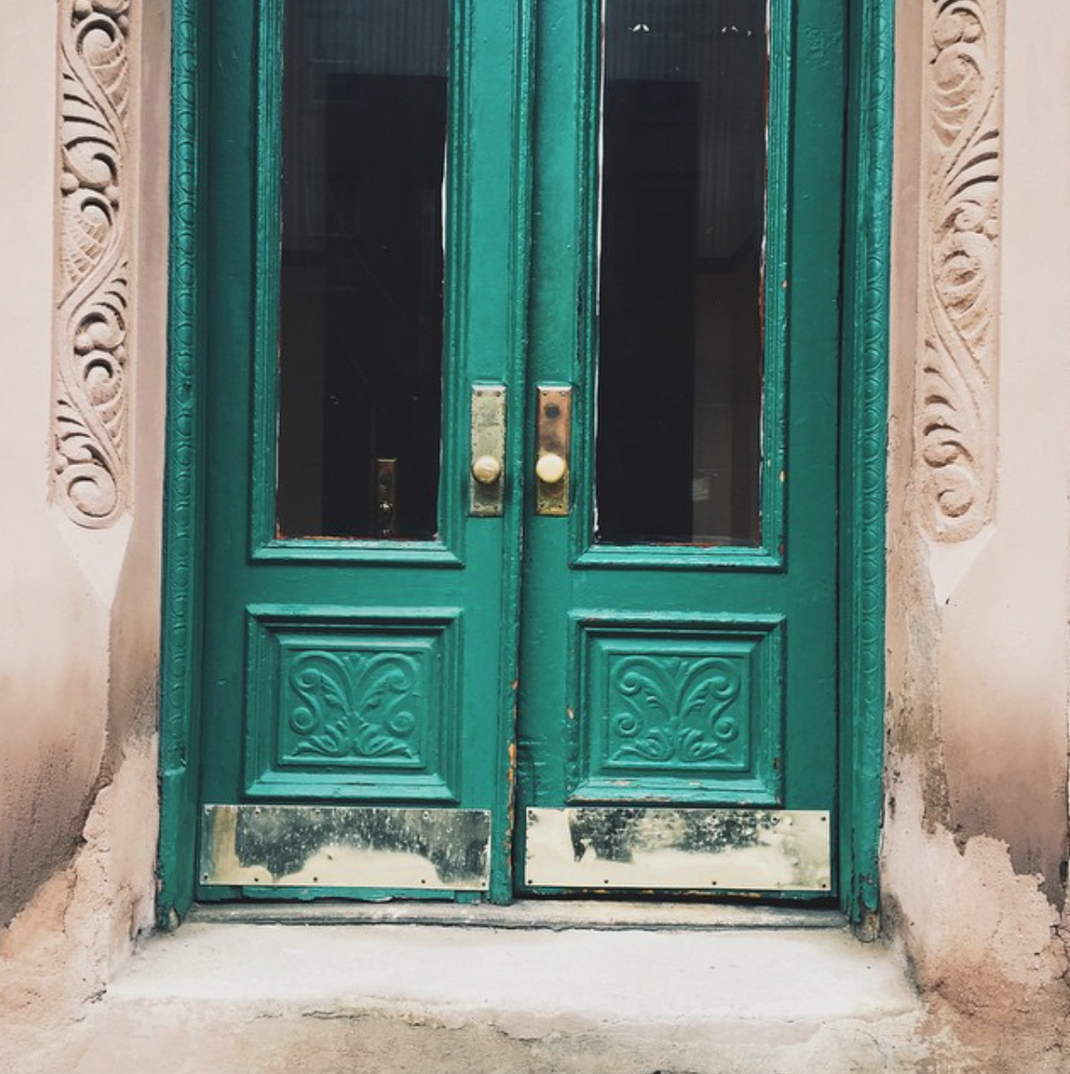 green door west village life