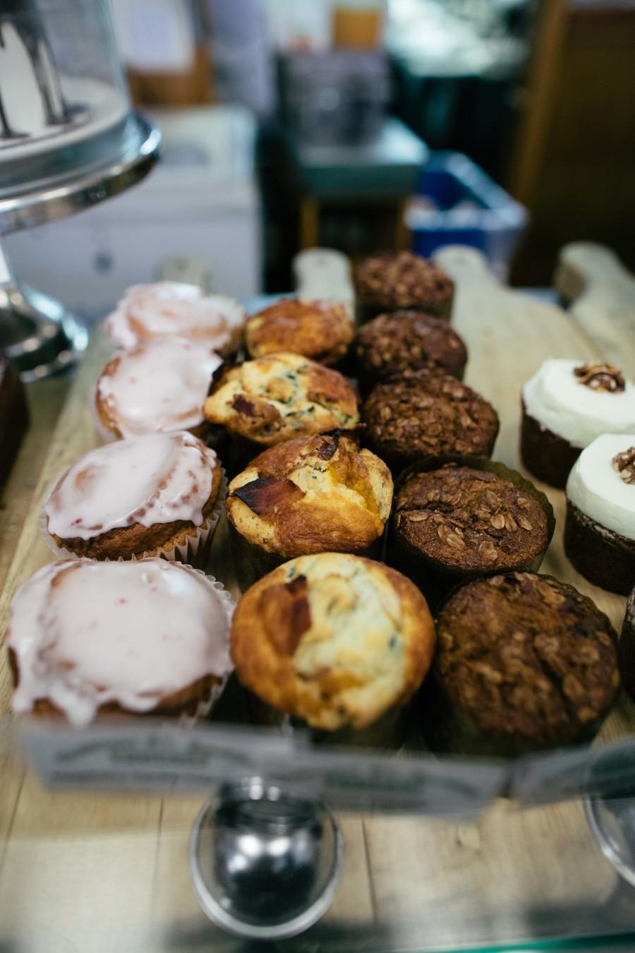 Clinton Street Bakery cakes