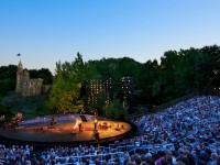 Shakespeare in the Park Delacorte Theatre