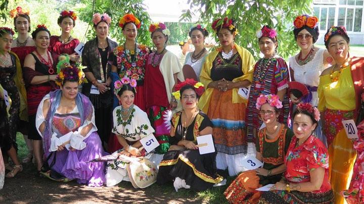 Garden Fridas