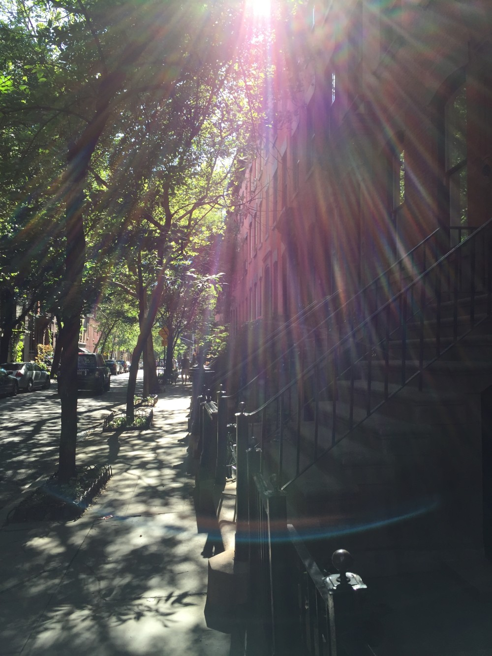 West Village streets NYC