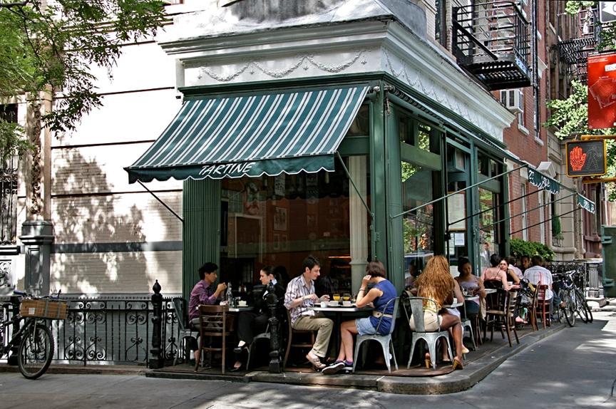 Tartine in New York
