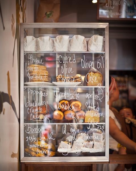 cake cabinet Abraco nyc