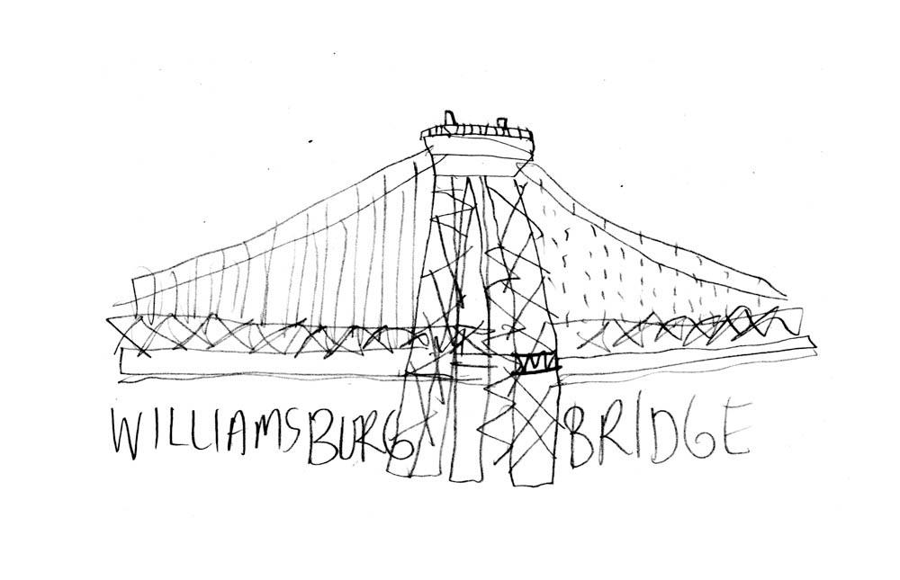williamsburg bridges