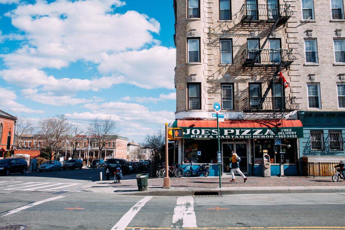 NY Pizza Project The Block 1