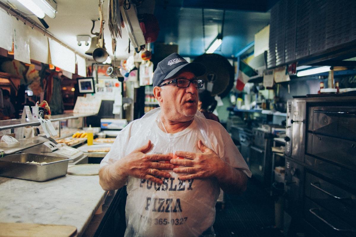 NY Pizza maker 1