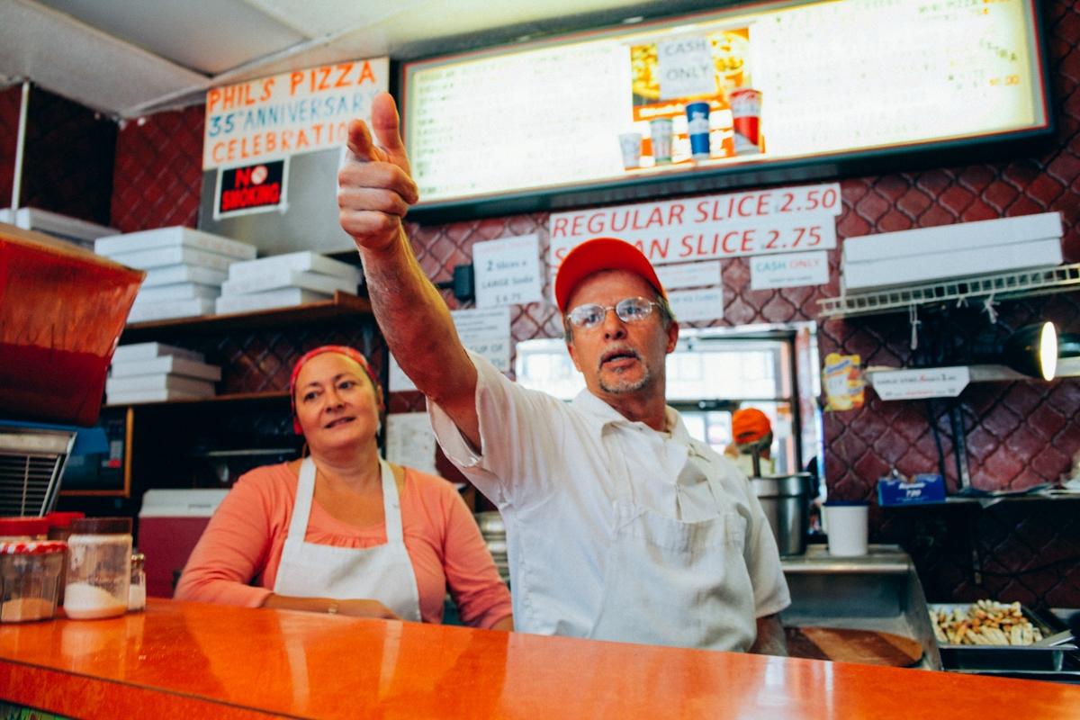 NY Pizza maker 3