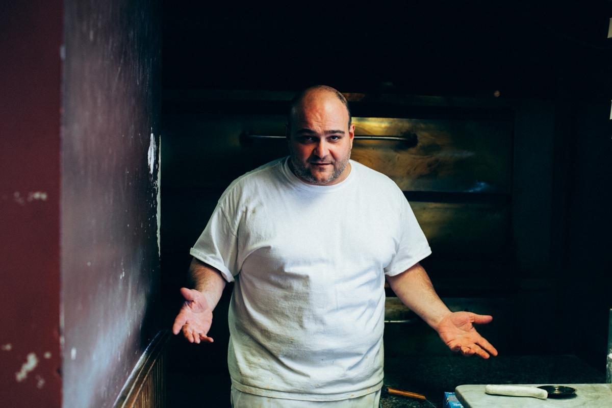NY Pizza maker 7