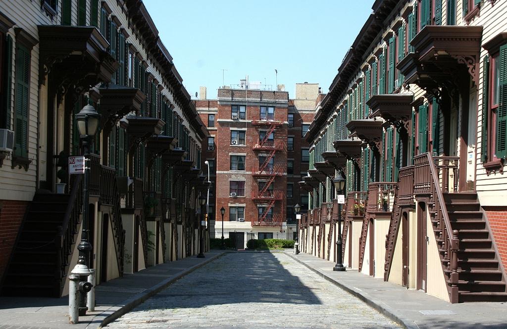 Sylvan Terrace NYC