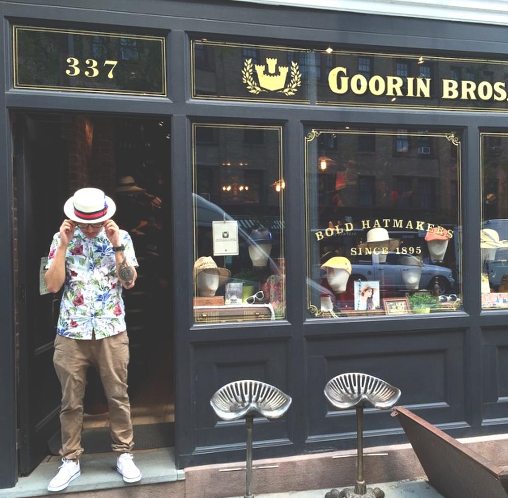 Goorin Brothers Bleecker Street