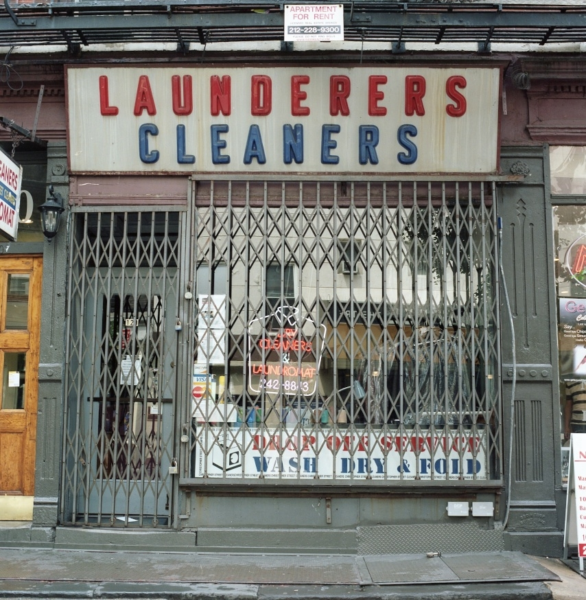 Laundrerers West Village NYC