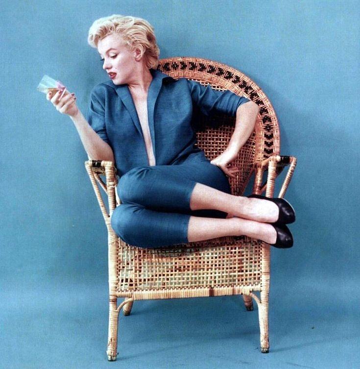 Marilyn-Monroe-in-Denim