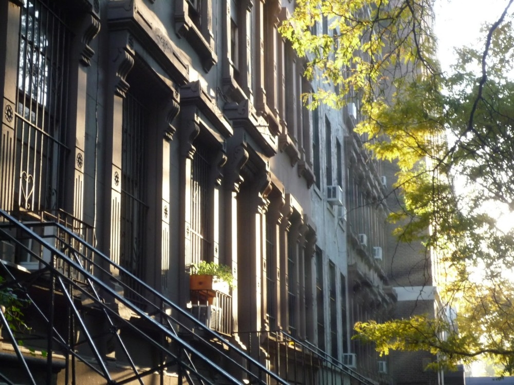 UPper West Side NYC houses