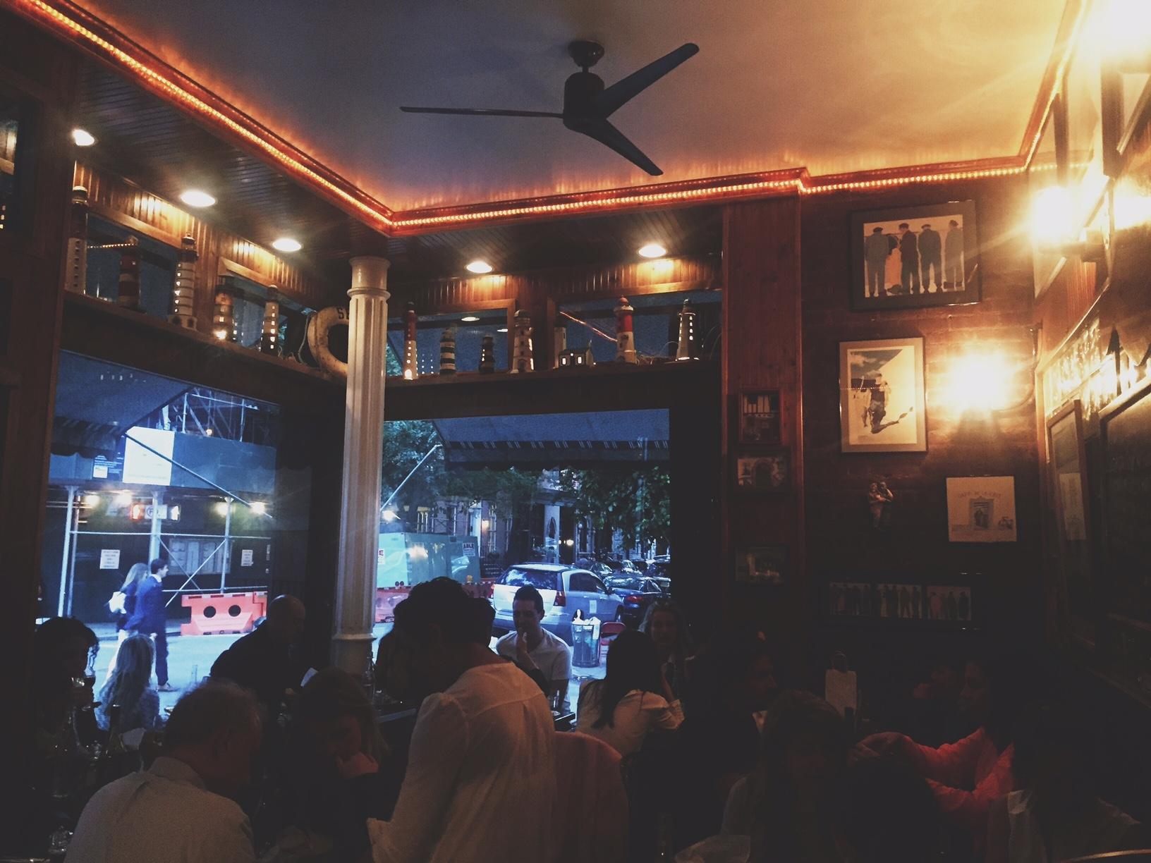 Tartine West Village French Restaurant