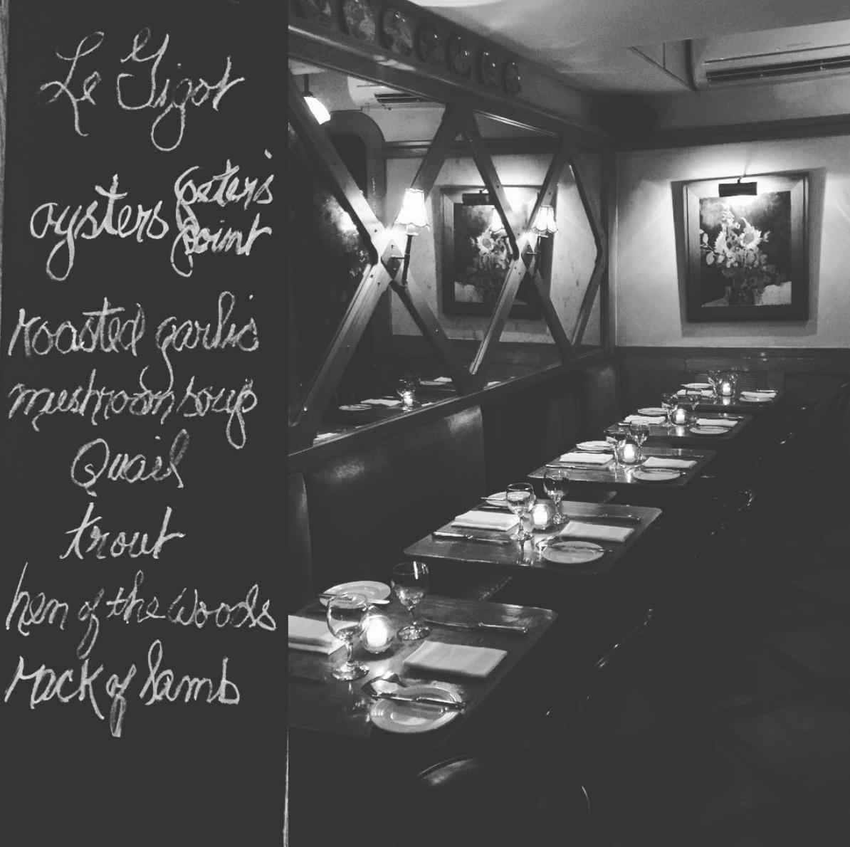 Le Gigot french restaurant west village 5