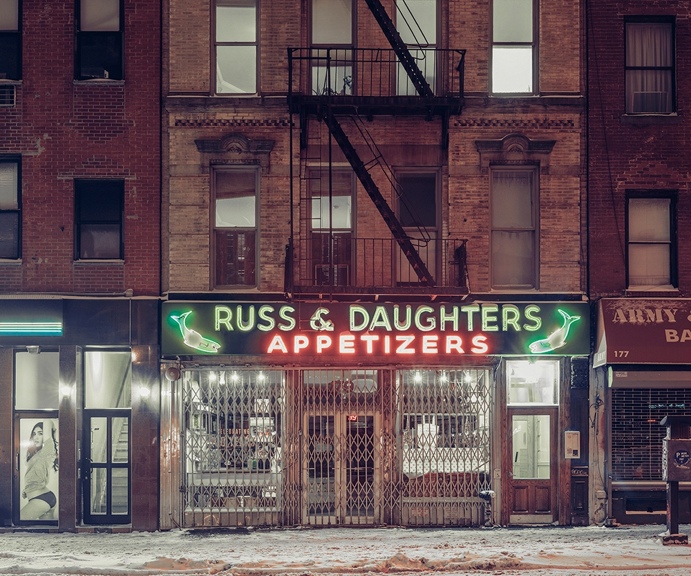 Franck Bohbot Light On New York
