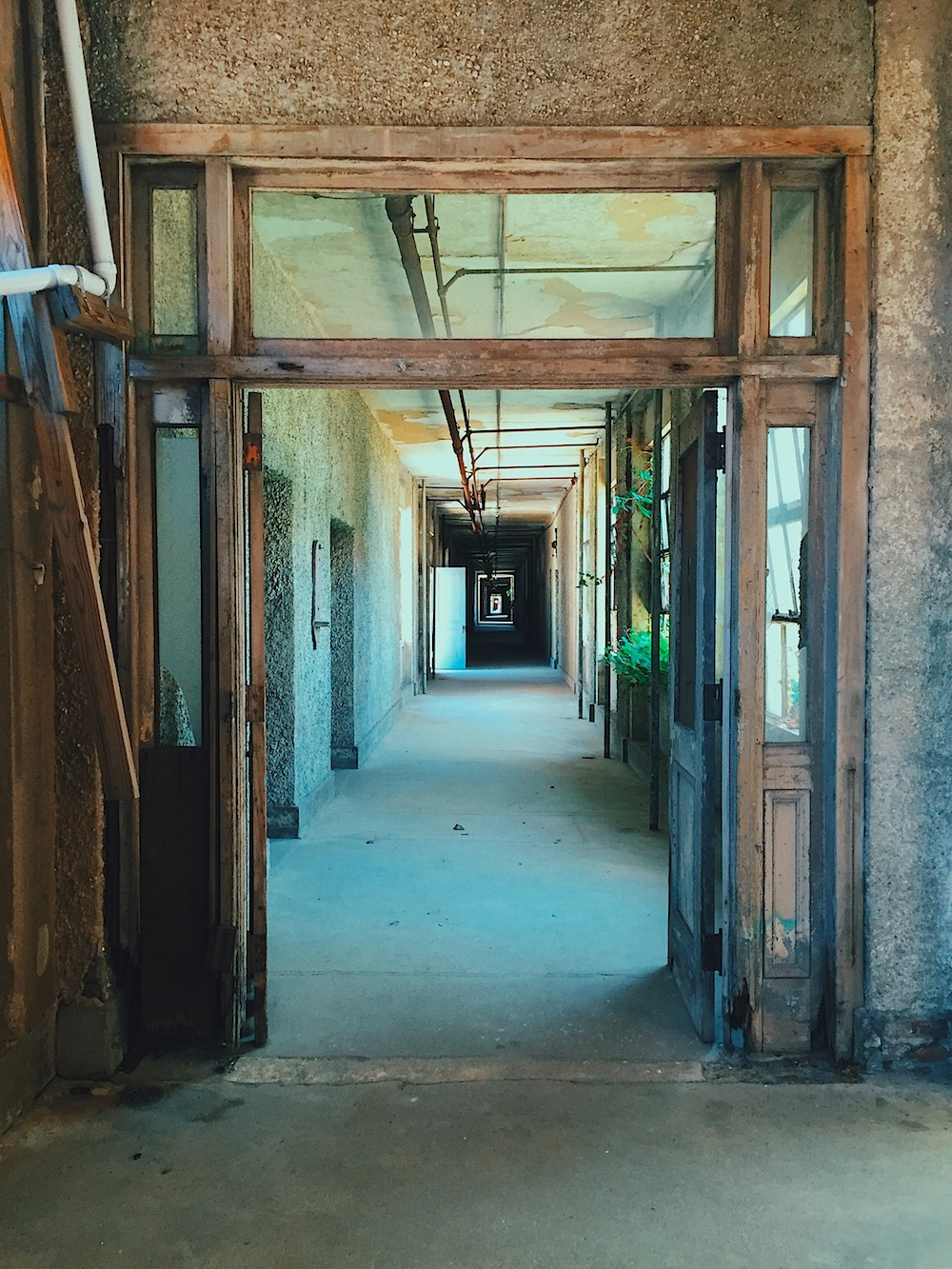 Abandoned Ellis Island Hospital Tour New York