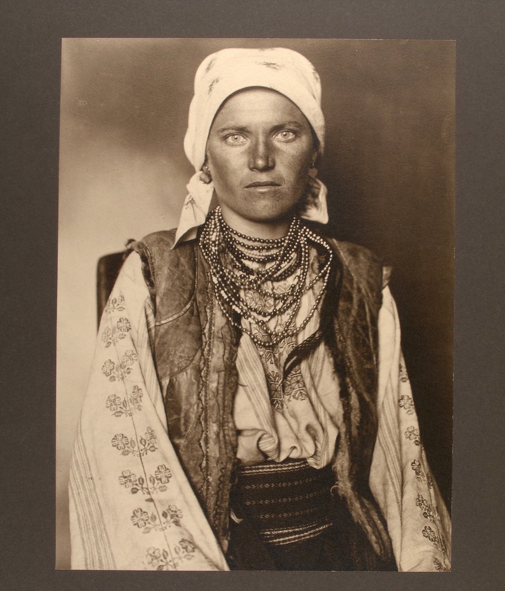 Augustus Sherman 1900