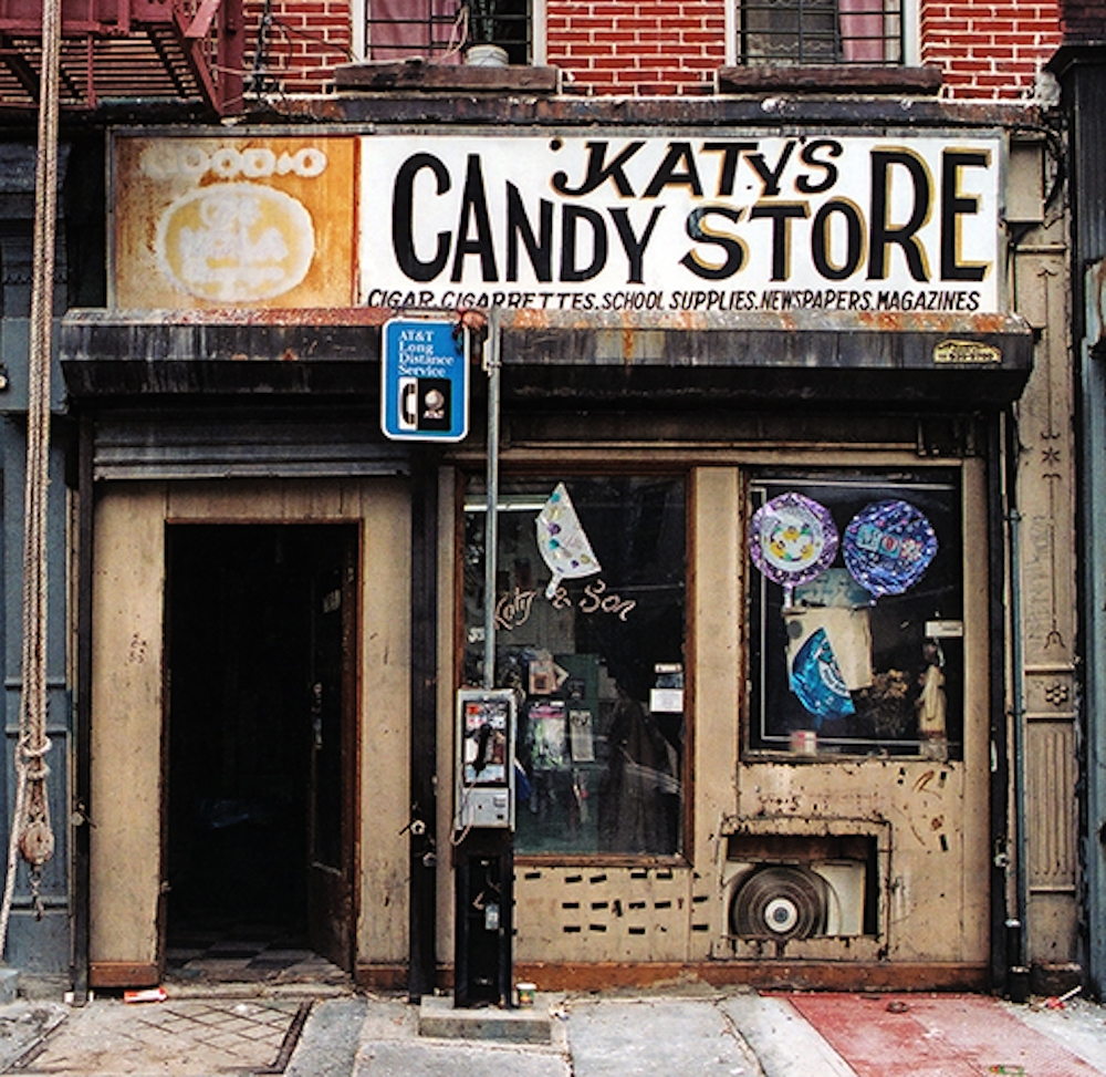 Katy Candy Store NYC Store Front