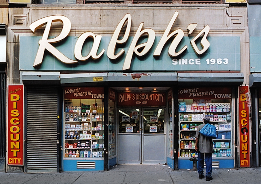 ralphs new york store front