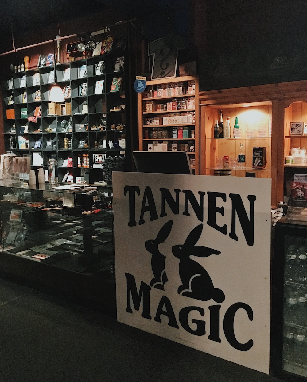 tannen's magic shop new york